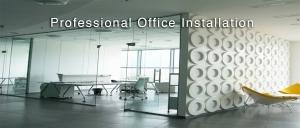 Calgary Office Installation