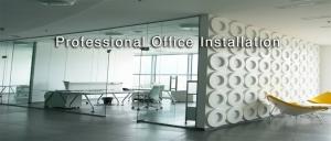 Calgary Office Furniture Installation