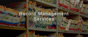 Calgary Record Management Services