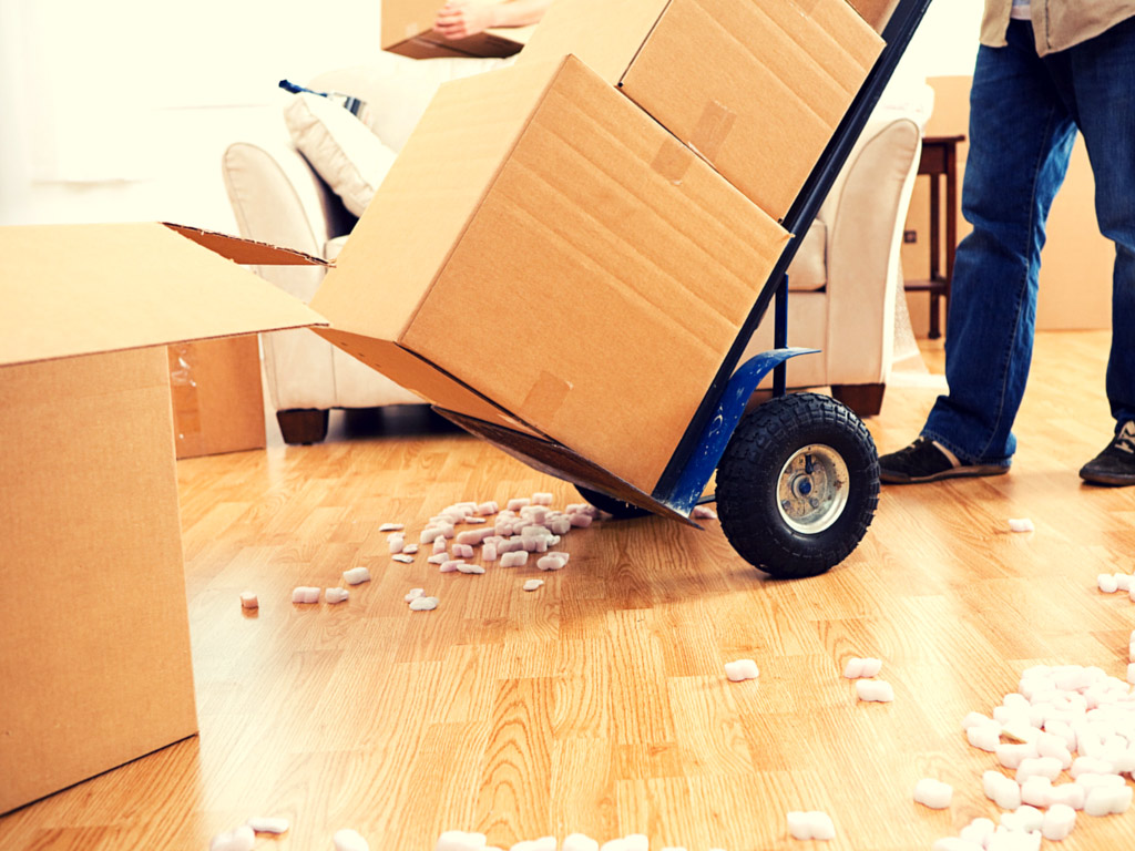 Professional packing tips for your commercial move